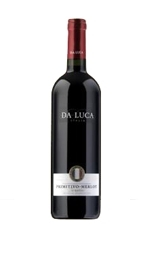 Da Luca Primitivo Merlot Tarantino Igt 2006, South Bottle