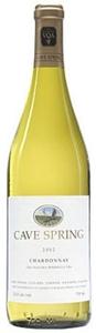 Cave Spring Chardonnay 2007, Niagara Peninsula Bottle