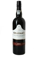 Graham's Late Bottled Vintage Port 2003 Bottle