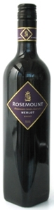 Rosemount Diamond Merlot 2009, South Eastern Australia Bottle