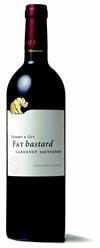 Fat Bastard Cabernet Sauvignon 2008, Vin De Pays D'oc Bottle