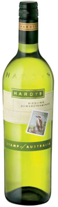 Hardys Stamp Series Riesling/Gewurztraminer 2008 Bottle