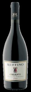 Ruffino Chianti 2008, Tuscany Bottle