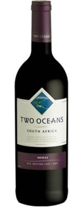 Two Oceans Shiraz 2007 Bottle