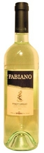 Fabiano Pinot Grigio Bottle