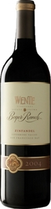 Wente Vineyards Beyer Ranch Zinfandel Bottle