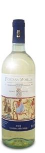 Cerveteri Fontana Morella Bianco Doc, Central Bottle