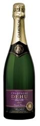 Déhu Pere & Fils Grande Réserve Brut Champagne 2008, Ac Bottle