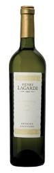 Henry Lagarde Chardonnay Reserve 2007, Mendoza Bottle