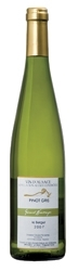 Domaine Gérard Neumeyer Le Berger Pinot Gris 2007, Ac Alsace Bottle