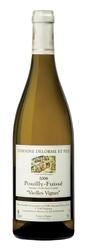 Domaine Delorme Et Fils Vieilles Vignes Pouilly Fuissé 2006, Ac Bottle