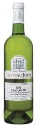 Château Jolys Jurançon Sec 2006, Ac Bottle