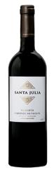 Santa Julia Reserva Cabernet Sauvignon 2007, Mendoza Bottle