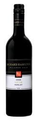 Richard Hamilton Lot 148 Merlot 2006, Mclaren Vale, South Australia Bottle