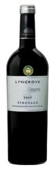 Lyngrove Platinum Pinotage 2005, Wo Stellenbosch Bottle