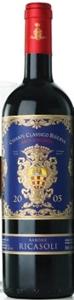 Barone Ricasoli Rocca Guicciarda Chianti Classico Riserva 2005, Docg Bottle