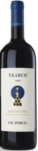 Col D'orcia Nearco 2003, Doc Sant'antimo Bottle