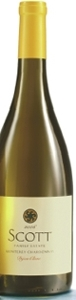 Scott Family Estate Dijon Clone Chardonnay 2006, Monterey Bottle