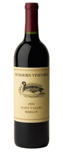 Duckhorn Merlot 2006, Napa Valley Bottle