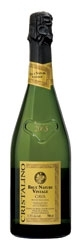 Cristalino Brut Nature Vintage Cava 2005, Méthode Traditionnelle, Spain Bottle