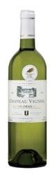 Château Vignol Blanc 2007, Ac Entre Deux Mers Bottle