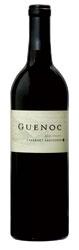 Guenoc Cabernet Sauvignon 2005, Lake County Bottle