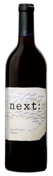 Next Pinot Noir 2006, Oregon Bottle