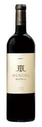 Mendel Malbec 2007, Mendoza Bottle