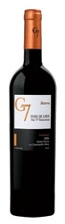 G7 Reserva Carmenère 2006, Loncomilla Valley, Estate Btld. Bottle