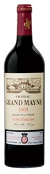 Château Grand Mayne 2005, Ac Saint émilion Bottle