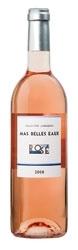 Mas Belles Eaux Rosé 2008, Vin De Pays D'oc Bottle