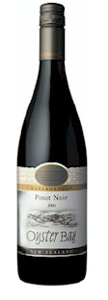 Oyster Bay Pinot Noir 2007, Marlborough, South Island Bottle