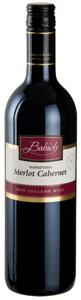 Babich Merlot/Cabernet 2007, Hawkes Bay, North Island Bottle