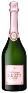 Deutz Brut Rosé Champagne Bottle