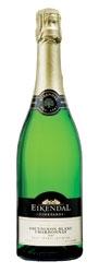 Eikendal Sauvignon Blanc/Chardonnay Brut 2007, Wo Stellenbosch Bottle