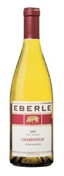 Eberle Estate Chardonnay 2007, Paso Robles Bottle