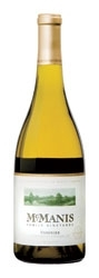 Mcmanis Family Vineyards Viognier 2007, California Bottle