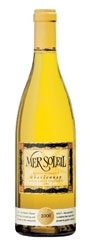 Mer Soleil Chardonnay 2006, Santa Lucia Highlands, Barrel Fermented Bottle