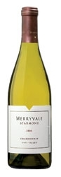 Merryvale Starmont Chardonnay 2006, Napa Valley Bottle