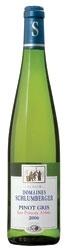 Domaines Schlumberger Les Princes Abbés Pinot Gris 2006, Ac Alsace Bottle