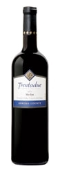 Trentadue Merlot 2005, Alexander Valley, Geyserville Estate, Sonoma County Bottle