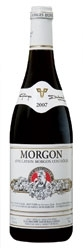 Georges Duboeuf Jean Descombes Morgon 2007, Ac Bottle