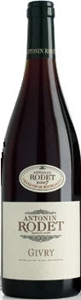 Antonin Rodet Givry 2007, Ac Bottle