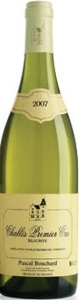 Pascal Bouchard Beauroy Chablis 1er Cru 2007, Ac Bottle