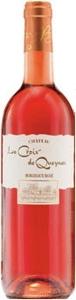 Château La Croix De Queynac Bordeaux Rosé 2008, Ac Bottle