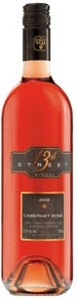 13th Street June's Vineyard Cabernet Rosé 2008, VQA Creek Shores, Niagara Peninsula Bottle