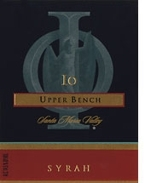 Kendall Jackson I O Upper Bench Syrah 2005, Santa Maria Valley, Central Coast Bottle