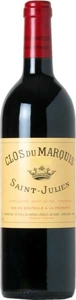 Clos Du Marquis 2005, Ac Saint Julien, 2nd Wine Of Château Léoville Las Cases Bottle