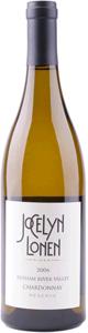 Jocelyn Reserve Lonen Chardonnay 2006, Russian River Valley, Sonoma County Bottle