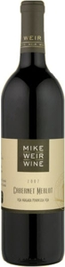 Mike Weir Estate Cabernet/Merlot 2007, VQA Niagara Peninsula Bottle
